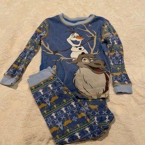 Disney Olaf Pajamas